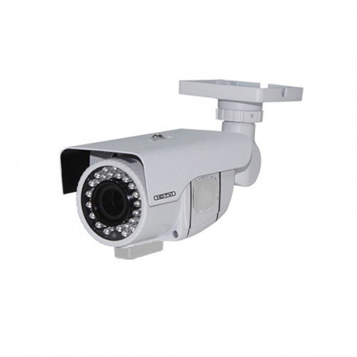 TC-2B-W2812AF Xivue 2.8~12mm Motorized 1080p Outdoor IR Day/Night WDR Bullet HD-TVI/Analog Security Camera 12VDC