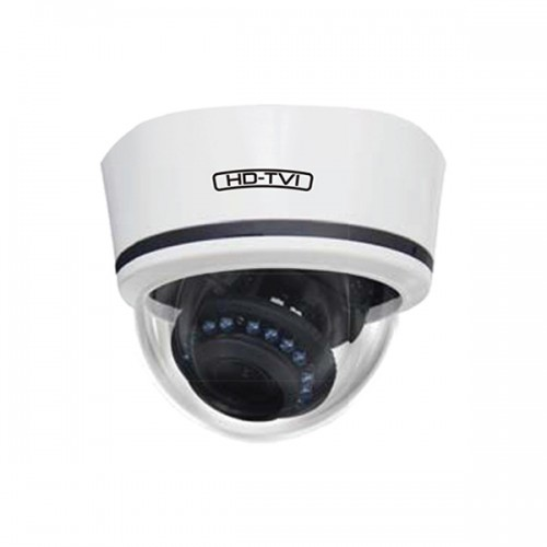 TC-2D-W2812AF Xivue 2.8~12mm Motorized 1080p Indoor IR Day/Night WDR Dome HD-TVI/Analog Security Camera 12VDC