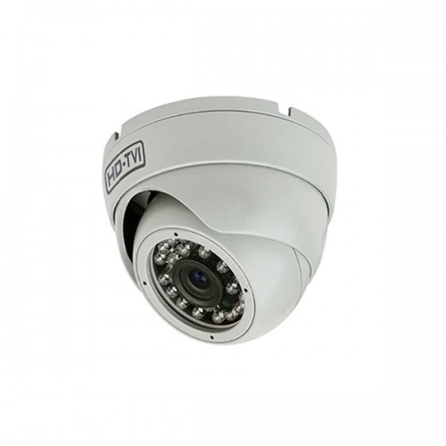 TCE-E1-3 Xivue 3.6mm 720p Outdoor IR Day/Night Eyeball HD-TVI Security Camera 12VDC