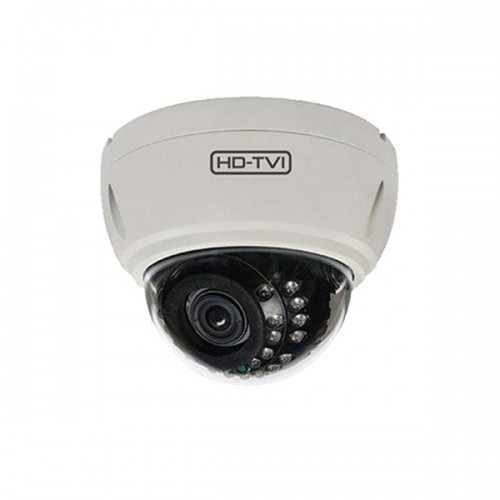 TCP-V2-21 Xivue 2.8~12mm Varifocal 1080p Outdoor IR Day/Night Dome HD-TVI/Analog Security Camera 12VDC